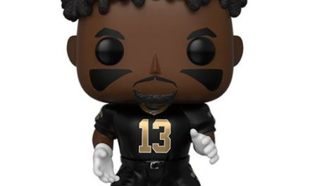 NFL Saints Michael Thomas Pop! Vinyl Figure