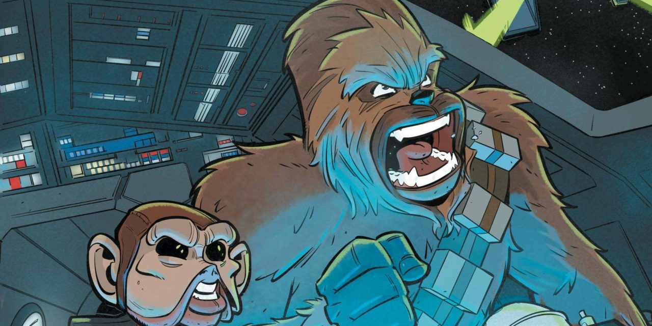 Star Wars Adventures #27 (Retailer 10 Copy Incentive Variant) Bracchi