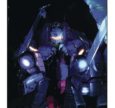 Transformers Galaxies #2 (Cover A – Ramondelli)