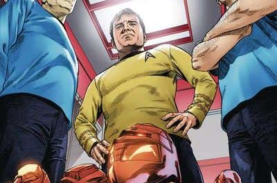 Star Trek Year Five #7 (Cover A – Thompson)