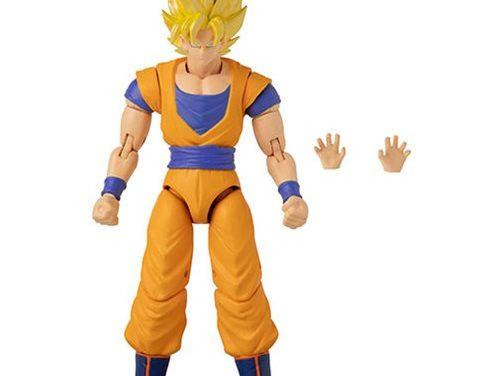 Dragon Ball Stars Super Saiyan Goku Version 2 Action Figure