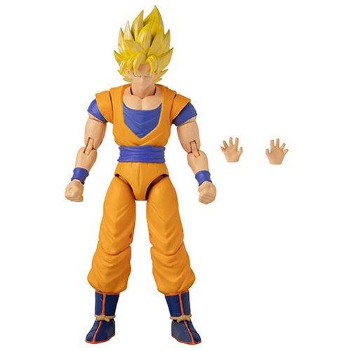 Dragon Ball Stars Super Saiyan Goku Version 2 Action Figure