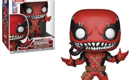 Marvel: Contest of Champions Venompool Pop! Vinyl Figure