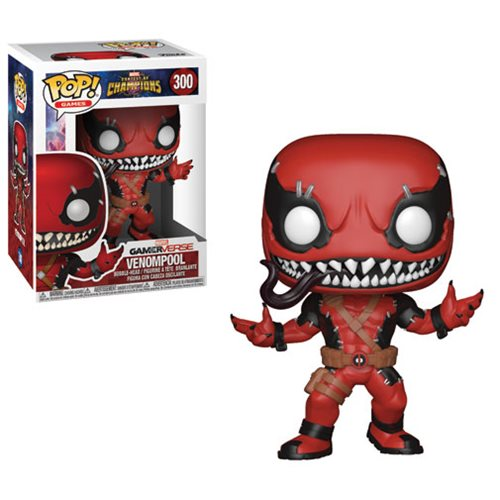 Marvel: Contest of Champions Venompool Pop! Vinyl Figure