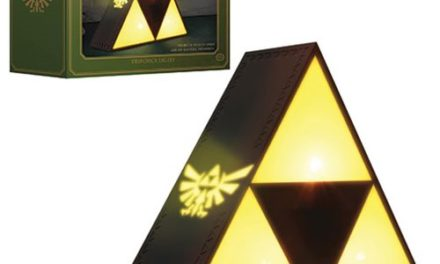 The Legend of Zelda TriForce Light – Free Shipping