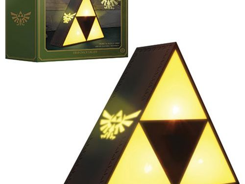 The Legend of Zelda TriForce Light – Free Shipping