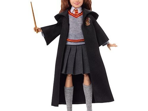 Harry Potter Chamber of Secrets Hermione Granger Doll