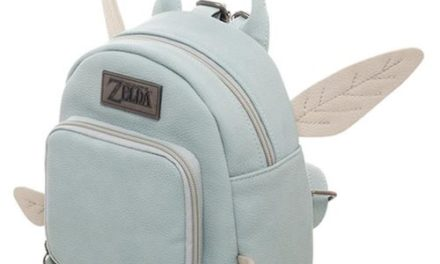 Legend of Zelda Navi Micro Backpack