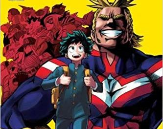 My Hero Academia, Vol. 1 (1)