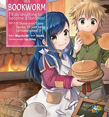 Ascendance of a Bookworm (Manga) Volume 2