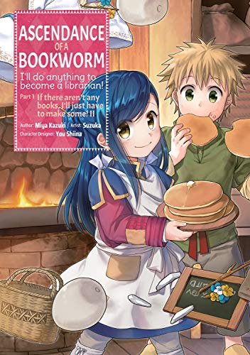 Ascendance of a Bookworm (Manga) Volume 2
