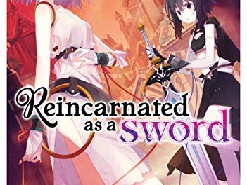 Reincarnated as a Sword (Light Novel) Vol. 4