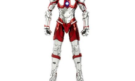 Ultraman Anime Version Suit 1:6 Scale Action Figure – Free Shipping