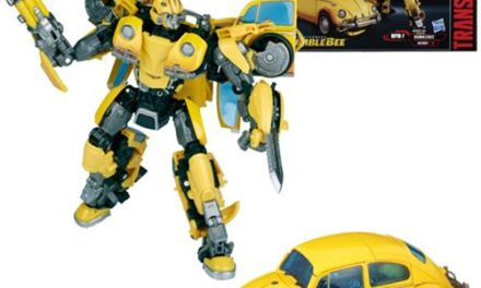 Transformers Masterpiece Movie Series Volkswagen Bumblebee MPM-7 – Exclusive – Free Shipping