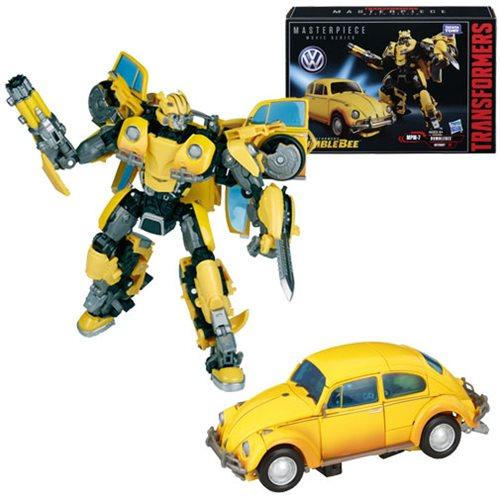 Transformers Masterpiece Movie Series Volkswagen Bumblebee MPM-7 – Exclusive – Free Shipping
