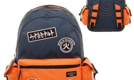 Naruto Omni Backpack
