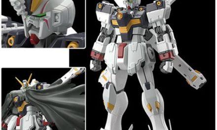 Crossbone Gundam #31 Crossbone Gundam X1 RG 1:144 Scale Model Kit