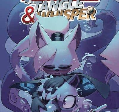 Sonic the Hedgehog Tangle & Whisper #4 (of 4) (Cover A – Stanley)
