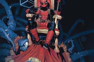 Deadpool #1 (Christopher Variant)