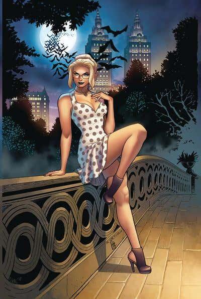 Van Helsing vs Draculas Daughter #4 (of 5) (Cover C – Ortiz)