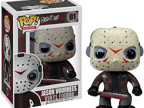 Friday the 13th Jason Voorhees Movie Pop! Vinyl Figure