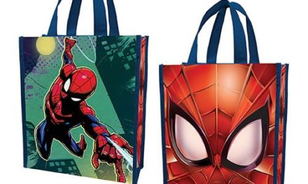 Spider-Man Small Recycled Shopper Tote
