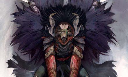 Jim Henson Dark Crystal Age Resistance #3 (FOC Khalidah Variant)