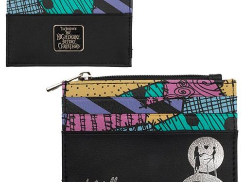 Nightmare Before Christmas Printed ID Zip Wallet – Free Shipping
