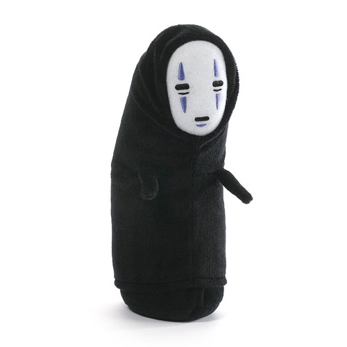 Spirited Away No Face 8-Inch Plush – Free Shipping