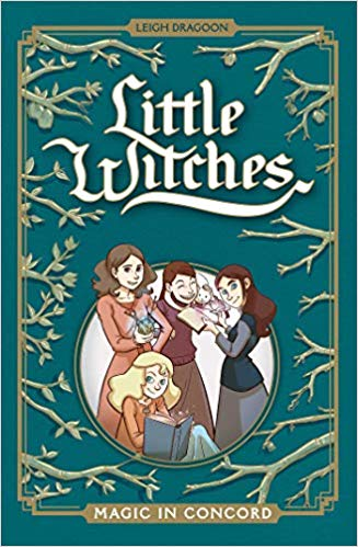 Little Witches: Magic in Concord