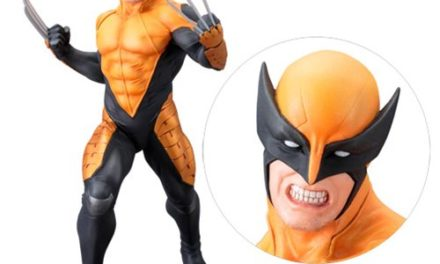 X-Men Marvel Now Wolverine ArtFX+ 1:10 Scale Statue – Free Shipping