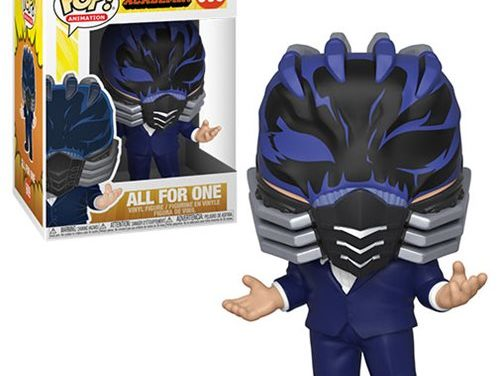 My Hero Academia All For One Pop! Vinyl Figure – Free Shipping