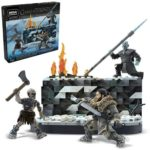 Game Of Thrones Mega Construx Battle Beyond the Wall Playset