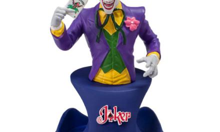 Batman The Joker Bust DC Comics Resin Paperweight – Free Shipping