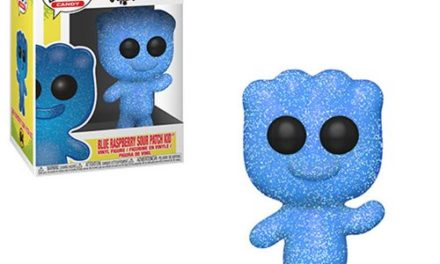 Sour Patch Kids Blue Pop! Vinyl Figure #04