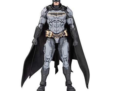 DC Comics Prime Batman 1:8 Scale Action Figure – Free Shipping
