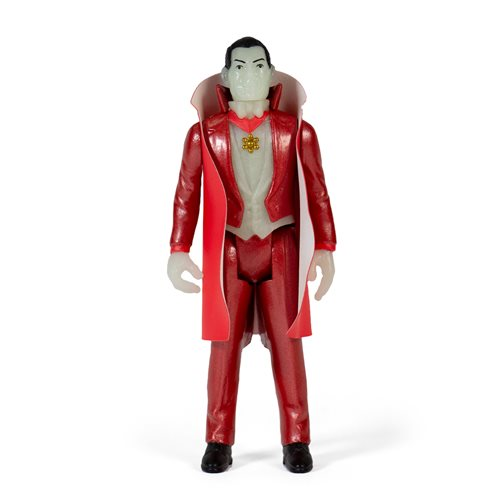 Universal Monsters Dracula Glow in the Dark ReAction Figure – NYCC 2019 Exclusive
