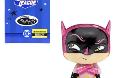 DC Comics The World of Miss Mindy Pink Batman Statue – Entertainment Earth Exclusive