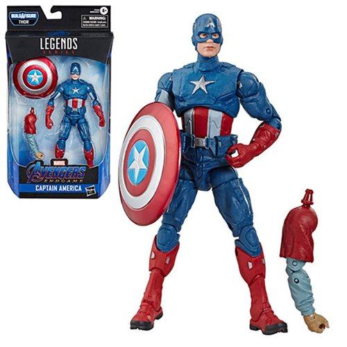 Avengers Marvel Legends 6-Inch Captain America Action Figure