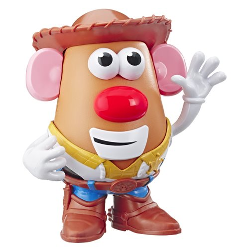 Toy Story 4 Mr. Potato Head Woody's Tater Roundup