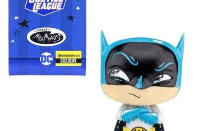 DC Comics The World of Miss Mindy Blue Batman Statue – Entertainment Earth Exclusive