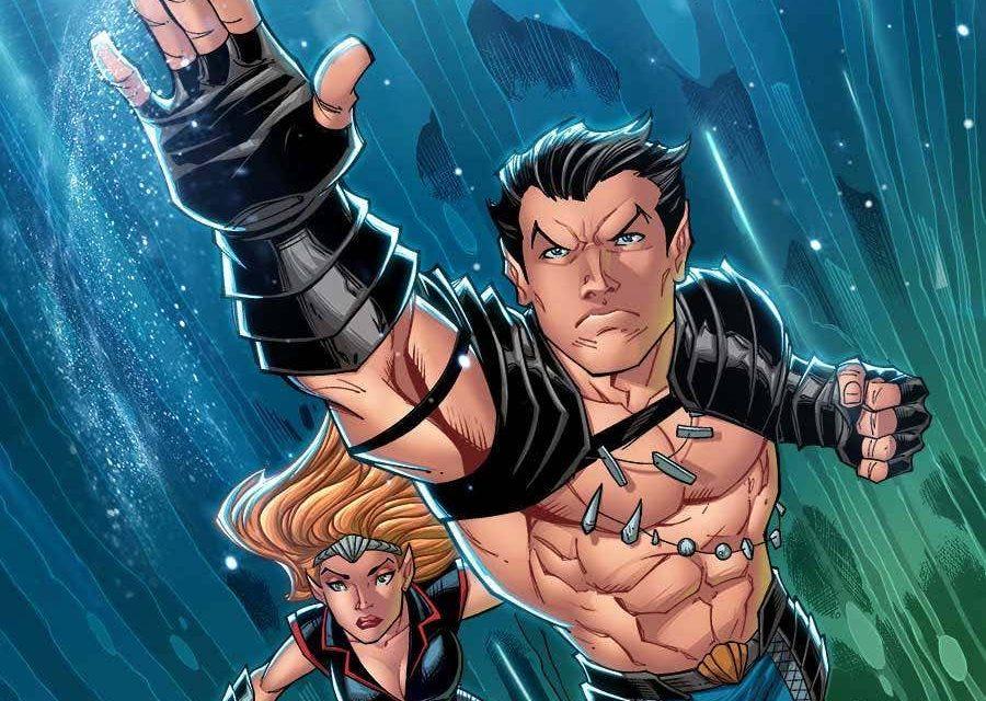 Atlantis Attacks #1 (of 5) (Ron Lim Variant)