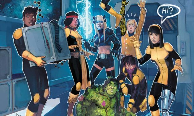 New Mutants #2 (Dawn of X) – (2nd Printing)