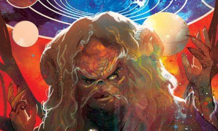 Jim Henson Dark Crystal Age Resistance #5 (FOC Ward Variant)