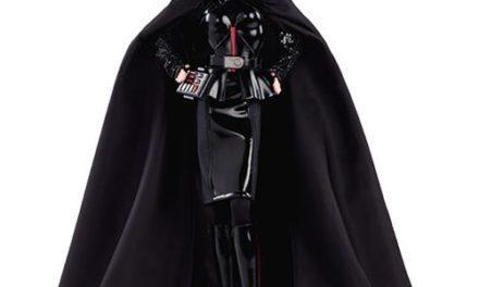 Star Wars x Barbie Darth Vader Doll – Free Shipping