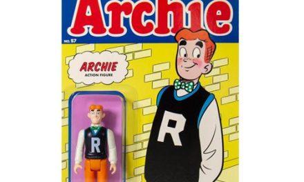Archie 3 3/4-Inch ReAction Figure