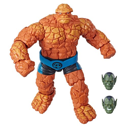 Fantastic Four Marvel Legends Thing 6-Inch Action Figure
