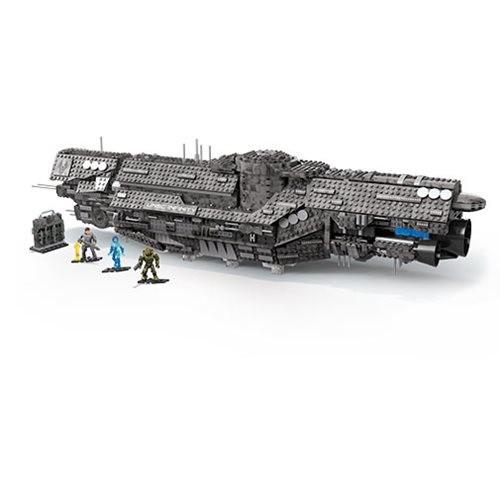 Halo Mega Construx UNSC Infinity Playset – Free Shipping