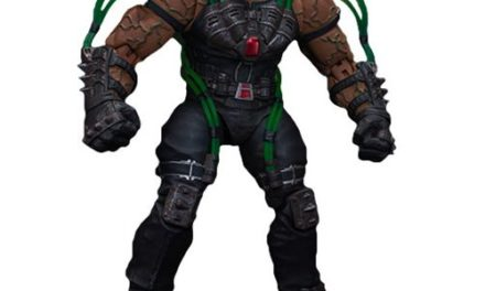Injustice: Gods Among Us Bane 1:12 Scale Action Figure – Free Shipping