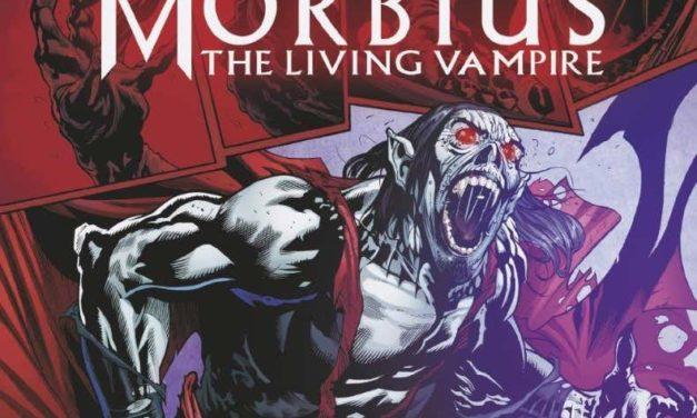 Morbius #1 (2nd Printing)